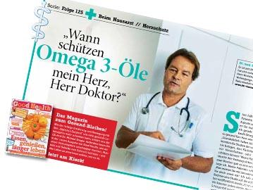 Beim Hausarzt mit Dr. med. Dierk Heimann